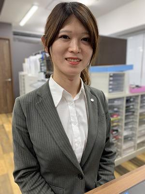 錦糸町店 渡辺社員